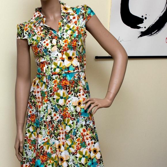 Tropical Wear Dresses